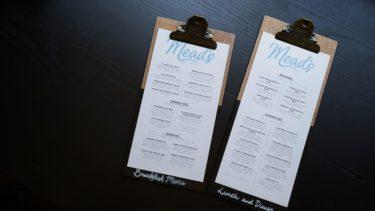 【飲食店接客マニュアルの9ステップ】3「ファーストオーダー」で魅力を伝える