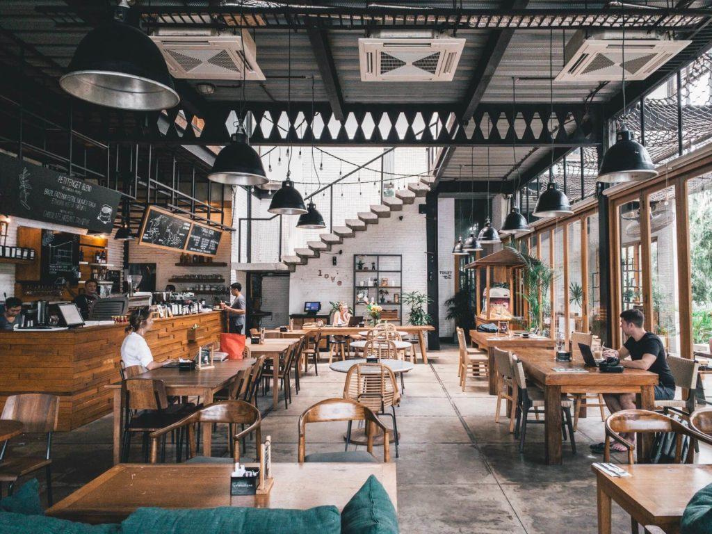 レストランの接客教育